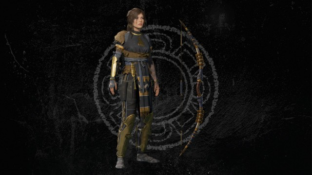 shadow of the tomb raider golden eagle gear pack dlc