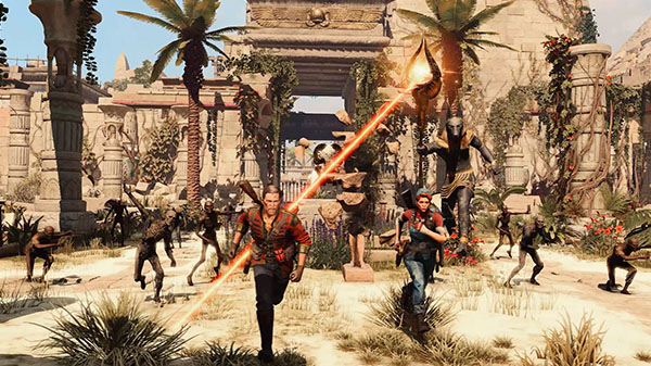 Strange Brigade The Thrice Damned 3 Great Pyramid of Bes 2