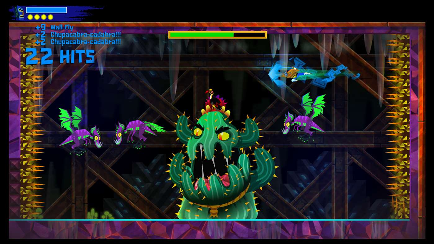 Guacamelee! 2 brings the best in wacky Mexican luchador ...