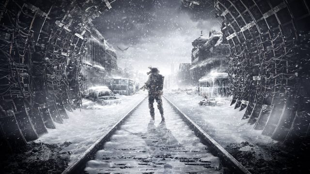 metro exodus xbox one launch