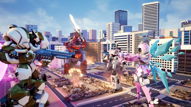 override mech city brawl review xbox one 2