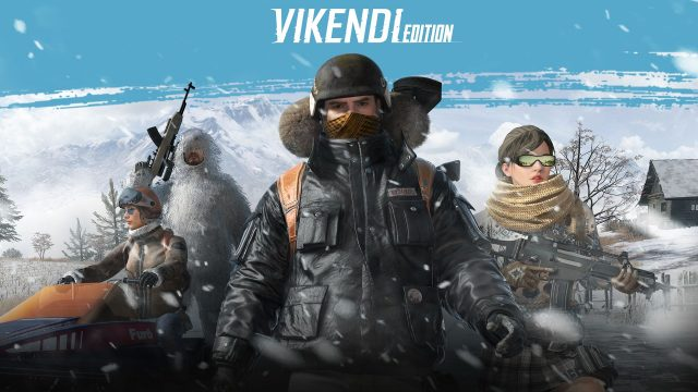 pubg vikendi edition