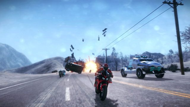 road redemption review xbox one 1
