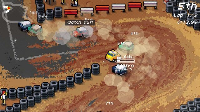 super pixel racers review xbox one 4