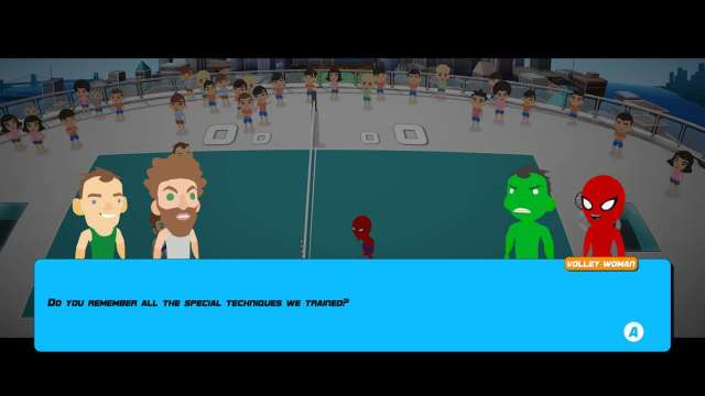 super volley blast review xbox one 1