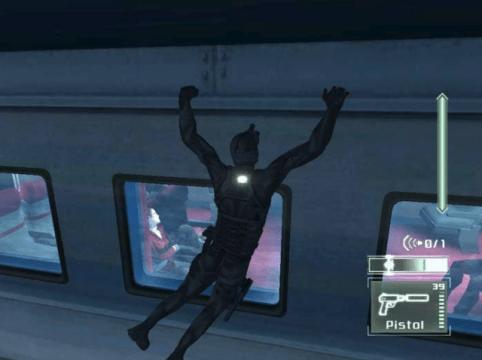 Splinter Cell 2 xbox