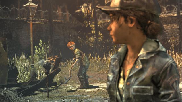 The Walking Dead The Final Season Episode 3 Xbox One