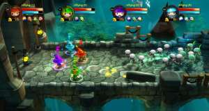 ages of mages the last keeper xbox one