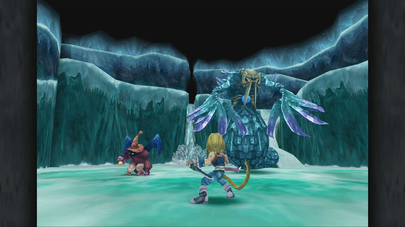 Kidnap the Princess in Final Fantasy IX now available on