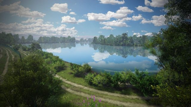 fishing sim world gigantica road lake