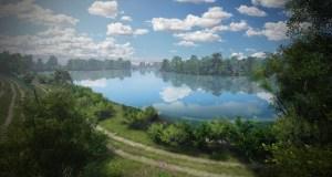fishing sim world gigantica road lake