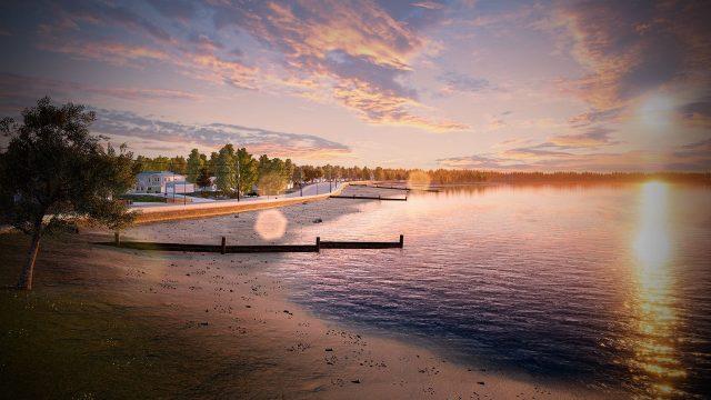 fishing sim world lake dylan