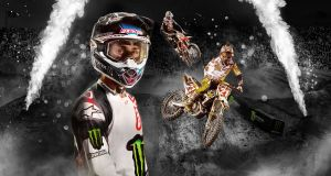 monster energy supercross 2 special edition xbox one