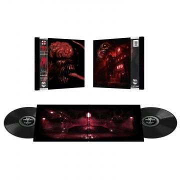 resident evil 2 vinyl