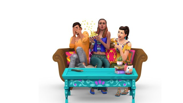 the sims 4 movie hangout stuff download