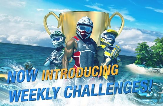 Aqua Moto Racing Utopia competitions expansion release date