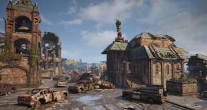 Gears of War Gridlock map