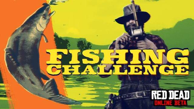 red dead online fishing