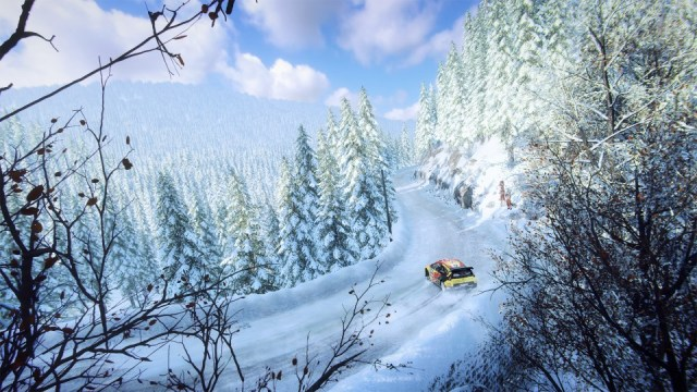 dirt rally 2.0 citreon monte carlo