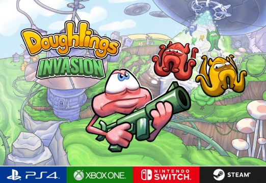 Doughlings: Invasion Xbox One