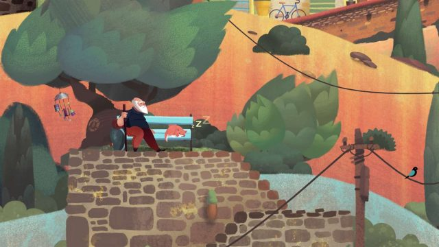 old mans journey review xbox one 1