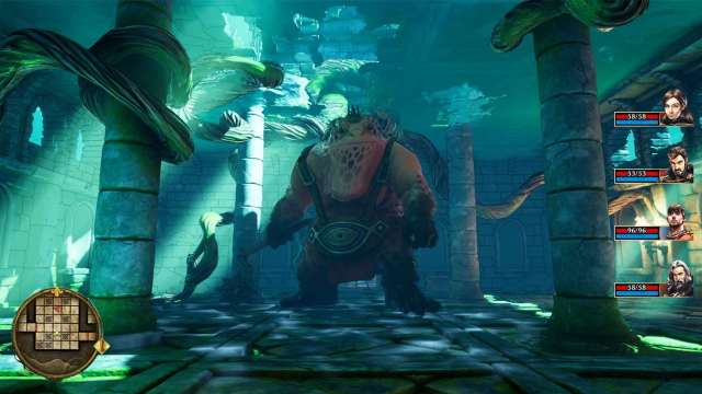 operencia the stolen sun review xbox one 2