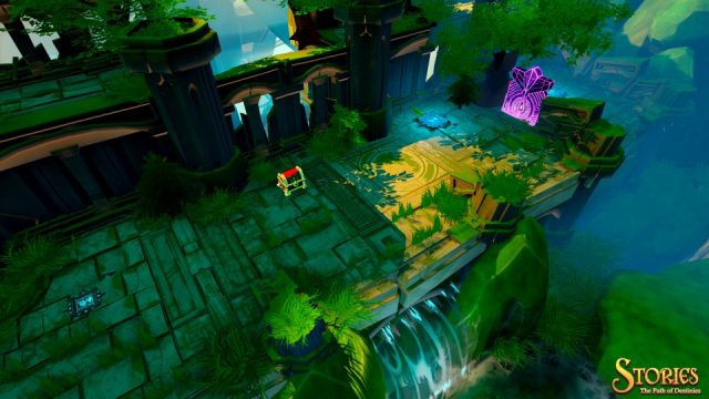 stories path of destinies review xbox one 3