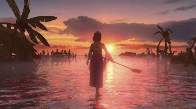 Final Fantasy X X-2 HD Remaster review xbox one 4