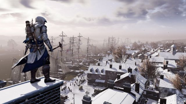 assassins creed iii review xbox one 1