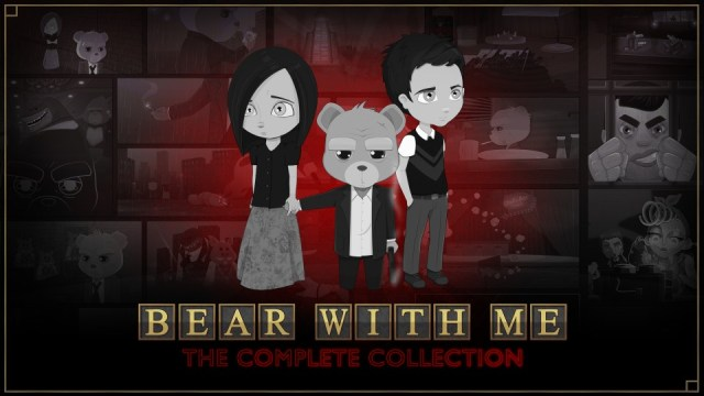 bear with me complete collection