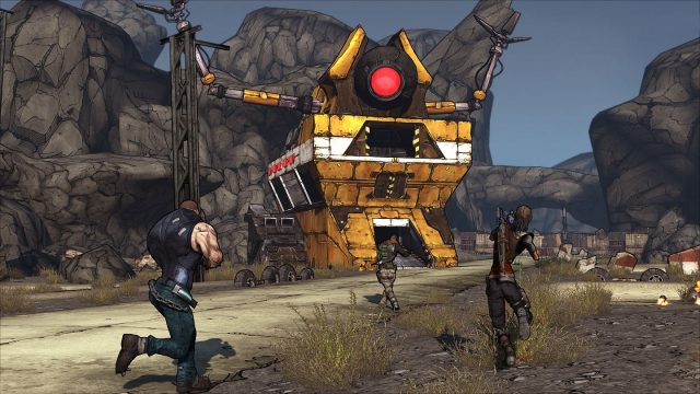 borderlands game of the year edition review xbox one 4