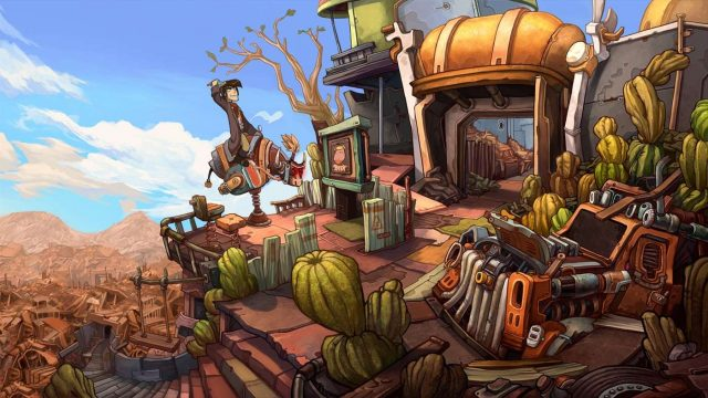 deponia collection review