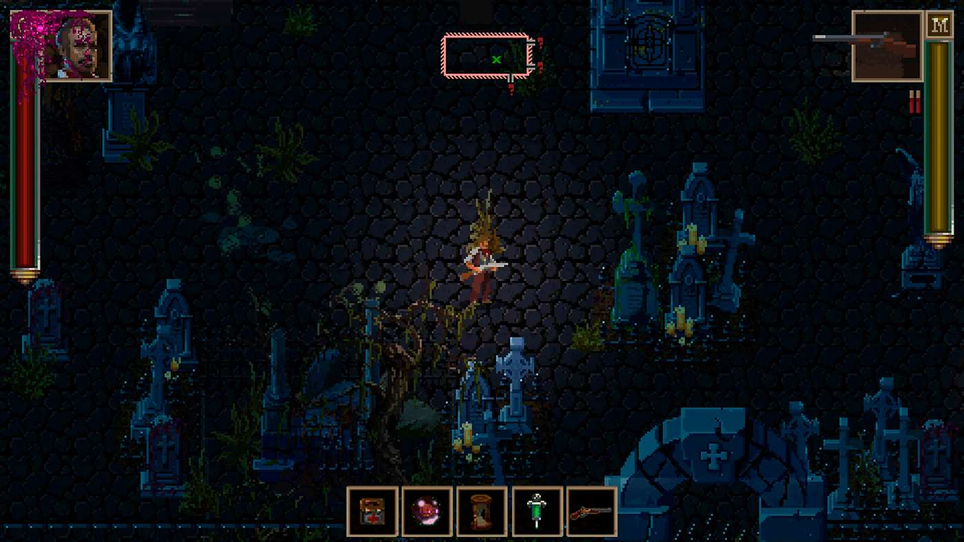 Lovecraft's Untold Stories brings action-RPG cosmic horror to Xbox