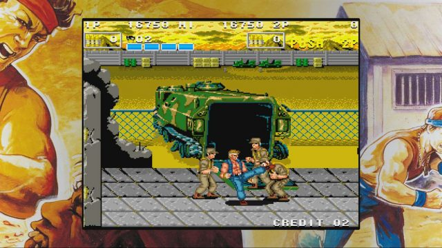 snk 40th anniversary collection review xbox one 2