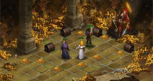 Dark Quest 2 Treasure