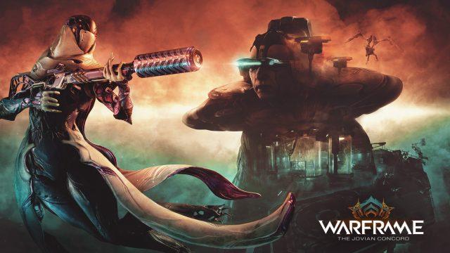The Jovian Concord warframe