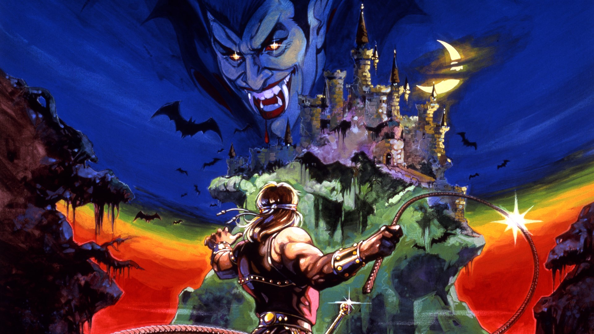 Castlevania Anniversary Collection Review Thexboxhub