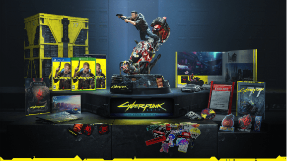 cyberpunk 2077 xbox one 1