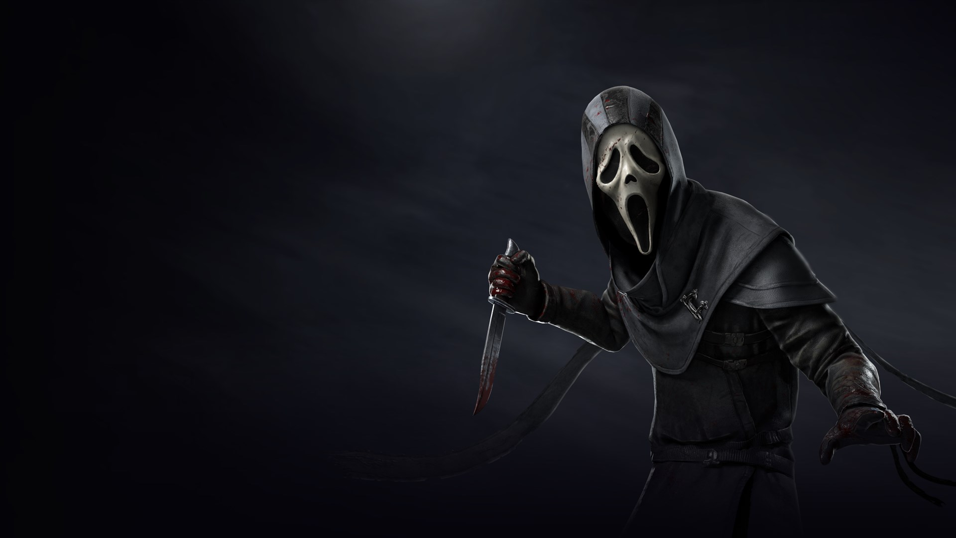 Become A Ghost Face Killer With The Latest Dead By Daylight Dlc