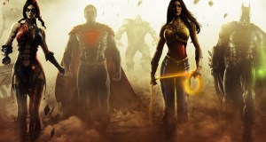 injustice gods among us xbox