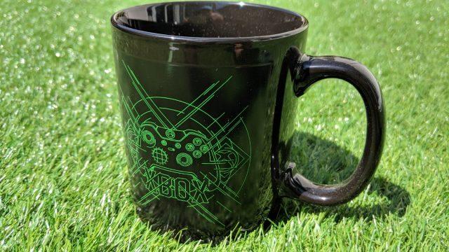 numskull xbox mug