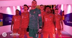 PES2020 Bayern