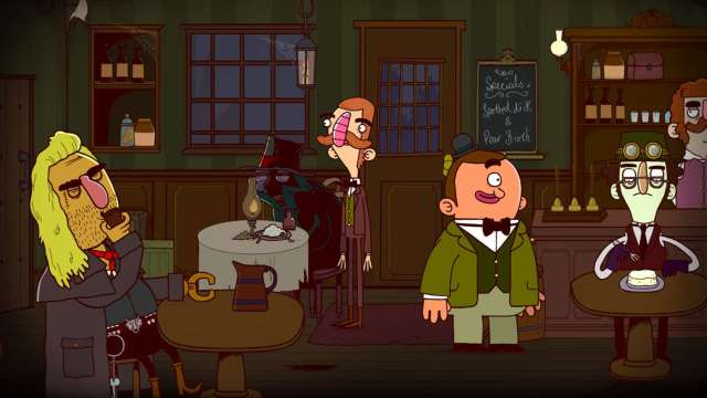 Bertram Fiddle Episode 2 review