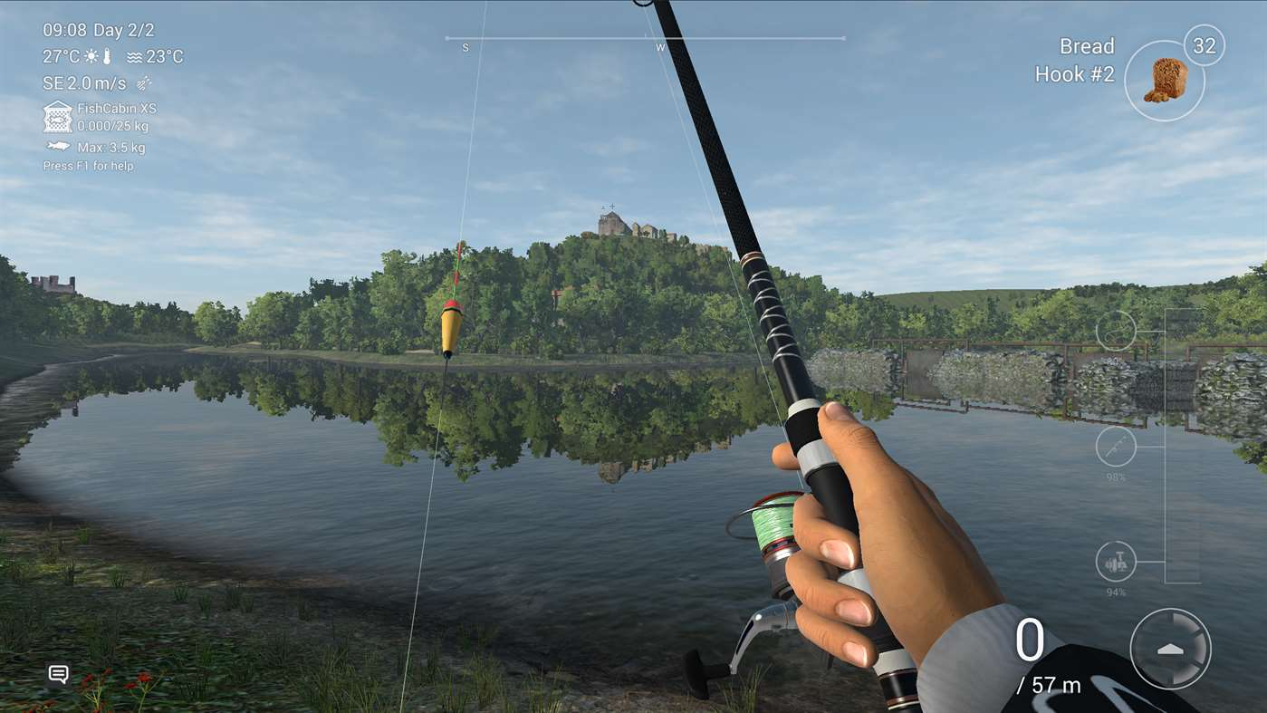 Fishing Planet brings free casting opportunities to Xbox One and PC
