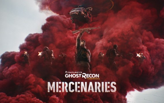 ghost recon wildlands mercenaries