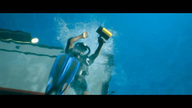man of medan underwater