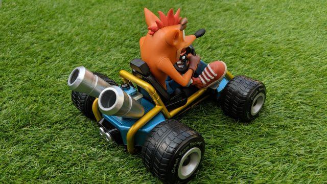 numskull crash team racing burner 2