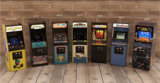 numskull quarter arcades group