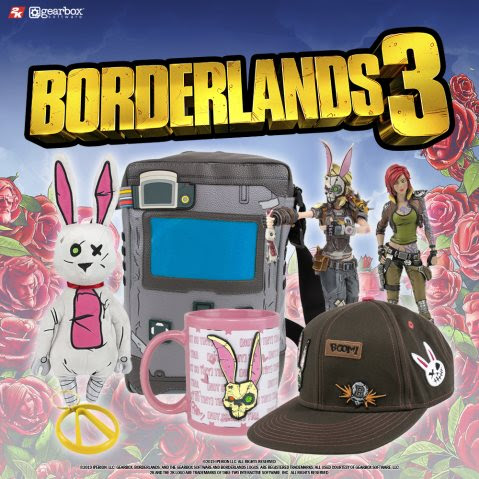 Numskull Designs Announce Borderlands 3 Merchandise | TheXboxHub