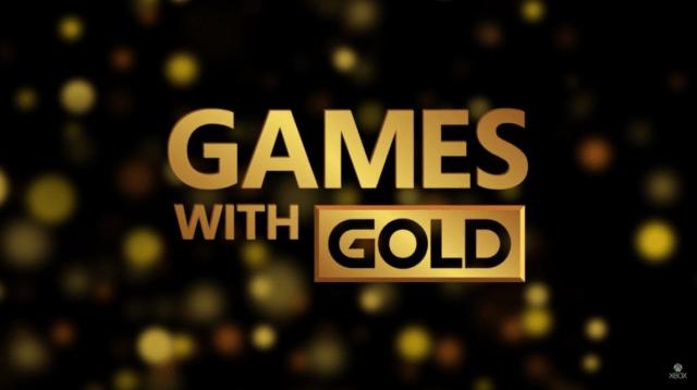 jeux xbox avec nouvel en-tête doré
